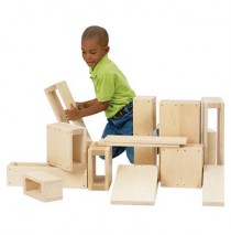 Guidecraft Jr. Hollow Blocks