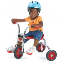 "Angeles SilverRider 8"" Pedal Pusher Trike"